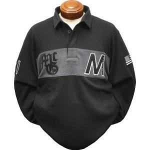 マックレガー メンズ ラガーシャツ 111618611 裏起毛 トレーナー スウェット M.L.LL|kenshima