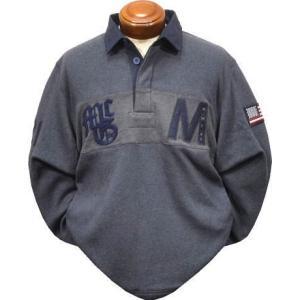 マクレガー メンズ ラガーシャツ 111618611 裏起毛 トレーナー スウェット M.L.LL|kenshima