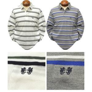 マグレガー メンズ 長袖ポロシャツ 111619602 長袖シャツ M.L.LL kenshima 03