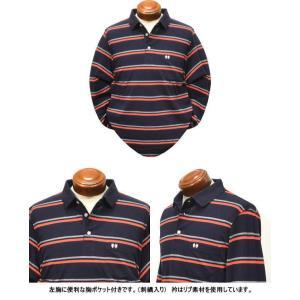 マグレガー メンズ 長袖ポロシャツ 111619602 長袖シャツ M.L.LL kenshima 04