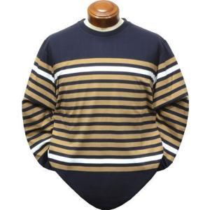 マックレガー 長袖Tシャツ メンズ 111719601 ロンT カットソー M.L.LL|kenshima