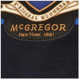 マクレガー 半袖ラガーシャツ メンズ 112629101 半袖ポロシャツ キングサイズ 3L kenshima 02