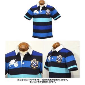 マクレガー 半袖ラガーシャツ メンズ 112629101 半袖ポロシャツ キングサイズ 3L kenshima 04