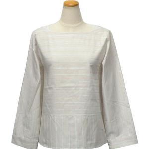 マクレガー ブラウス レディース 311178108 春夏スモッグシャツ L|kenshima