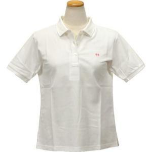 マックレガー レディース 半袖ポロシャツ 311629201 半袖シャツ 日本製 M.L|kenshima