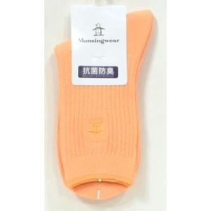 マンシング レディース 靴下 JALJ001 抗菌防臭 22-24cm kenshima