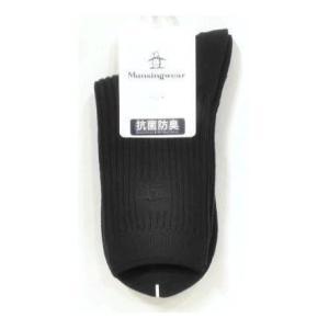 マンシングウエア レディース 靴下 JALJ001 抗菌防臭 22-24cm kenshima