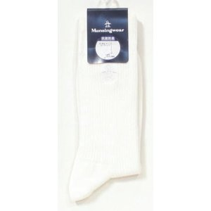 マンシングウェア メンズ 靴下 JAMJ001 抗菌防臭 25〜27cm|kenshima