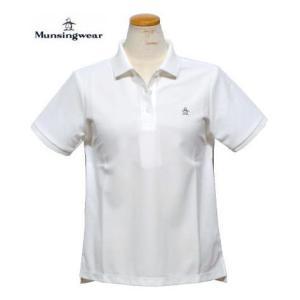 マンシングウェア レディース 半袖ポロシャツ XSL1600AX 形態安定加工 M.L.LL.3L|kenshima