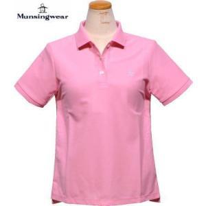 マンシングウェア  半袖ポロシャツ(形態安定加工) レディース XSL1600AX M.L|kenshima