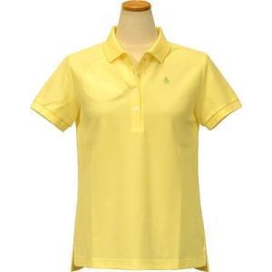 マンシングウエア  半袖ポロシャツ(形態安定) レディース XSL1600AX M.L.3L|kenshima