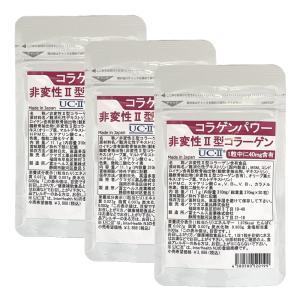 非変性2型コラーゲン UC-II コラパワー 90日分 お得セット II型コラーゲン サプリ MSM コンドロイチン配合 送料無料