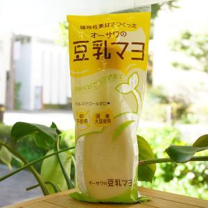 オーサワの豆乳マヨ/300g