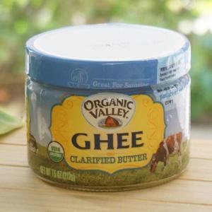 GHEE(ギー)/212g【オーガニックバレー】 organic valley グラスフェッド バターオイル USDA