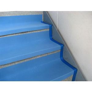 ピッタリKAIDAN コンクリート階段用 ケコミあり 巾950mm×奥行340mm14枚入り《送料無料》|kenzai-wanipark