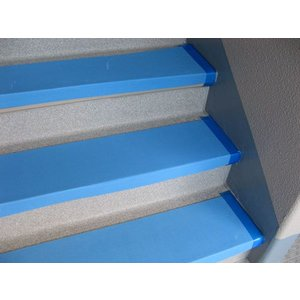 ピッタリKAIDAN コンクリート階段用 ケコミなし 巾950mm×奥行220mm14枚入り《送料無料》|kenzai-wanipark