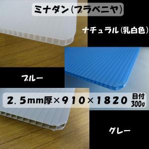 ミナダン 2.5mmx910x1820 目付300g  20枚《送料無料》|kenzai-wanipark