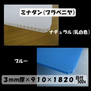 ★ミナダン3mmx910x1820 目付500g 10枚《送料無料》|kenzai-wanipark