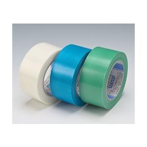 床養生用テープ フィットライトテープ【グリーン・ブルー・半透明】50mm巾x25m巻 30巻入|kenzai-wanipark