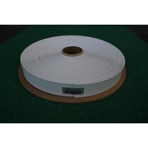 駐車場・駐輪場専用ラインテープ ブーブーライン 幅4cm長さ50mライン本体のみ BBL4-50 kenzai-yamasita