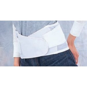 TOYO 腰部固定ベルト Sサイズ 58〜73cm NO.1072 ウエストの引き締め 腰椎の保護 長時間の運転など腰に負担のかかるお仕事に トーヨーセフティー激安|kenzai-yamasita