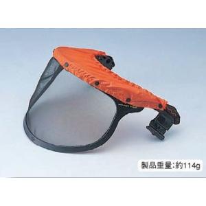 作業用ヘルメットに取り付け可能なアンボプロテクターNO.3003-TS トーヨーセフティー 激安特価|kenzai-yamasita