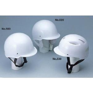 通風孔付き自転車通学用ヘルメット NO.530 SG(マーク付き) トーヨーセフティー 激安特価|kenzai-yamasita
