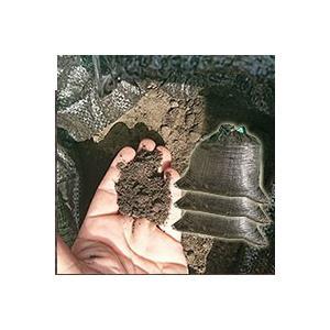 グランド用黒土 鹿児島県薩摩の黒土 18L 土のう袋入りお得な5袋セット 砂 野球|kenzai-yamasita