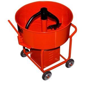 ミニ1型ミキサー 日本製 TOKAI モルタル・コンクリート・肥料・飼料を混ぜる(練る)混練ミキサー D.I.Yご家庭などで|kenzai-yamasita