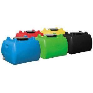 雨水タンク ホームローリー タンク 200L(リットル) SKHLT200  カラーはイエロー レッ...