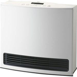 即日出荷可能 GFH-4004S-W5 都市ガス(12A/13A)用 NORIZT(ノーリツ) ガスファンヒーター 11畳 スノーホワイト|kenzaijuusetsumarket