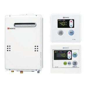 即日出荷可能 送料無料 ノーリツ ガス給湯器 GQ-2039WS 台所・浴室リモコンセット 給湯専用 ユコアGQシリーズ オートストップなし|kenzaijuusetsumarket
