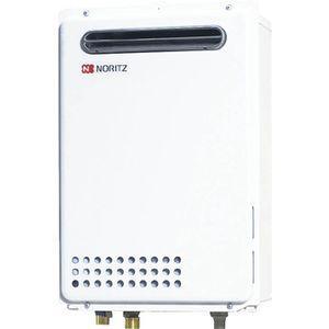即日出荷可能 送料無料 ノーリツ ガス給湯器   GQ-2437WS  給湯専用 ユコアGQシリーズ オートストップ|kenzaijuusetsumarket