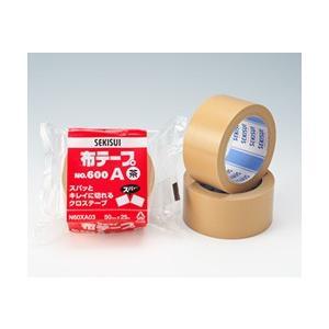 積水化学工業布テープ No600A50mmx25m|kenzaisyounin