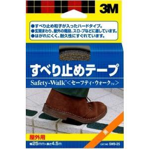 スリーエムジャパンすべり止テープSWB-25 25mmx4.5m|kenzaisyounin