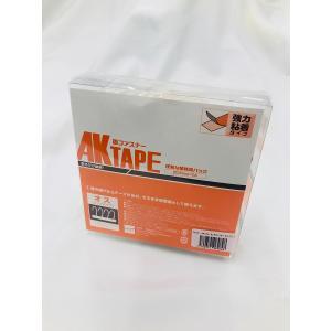 アラコー AKテープ粘着付オス白 25MM×5M AK−05 kenzaisyounin