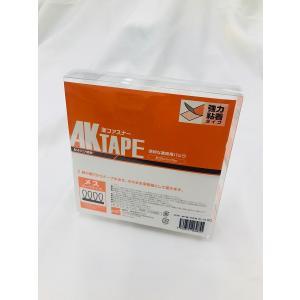 アラコー AKテープ粘着付メス 白 25MM×5M AK−06 kenzaisyounin