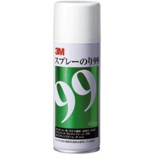 スリーエムジャパン スプレーのり99 強接着タイプ 430ML|kenzaisyounin