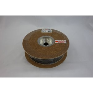 ユタカメイク PEロープ ドラム巻き ブラック 3MMX200M RE−74 kenzaisyounin