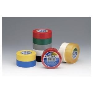 ニトムズ ビニール テープ赤No.21  0.2mmx19mmx10m|kenzaisyounin
