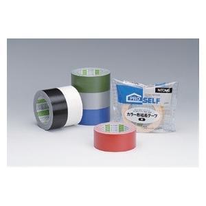 ニトムズ カラー布粘着テープ緑 50MMX25M NO.7562|kenzaisyounin