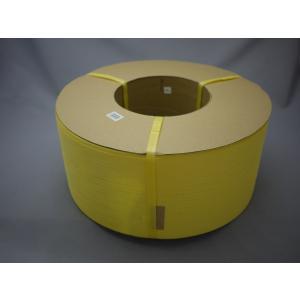 PPバンド紙管巻機械用 15.5mmx2500m黄 kenzaisyounin