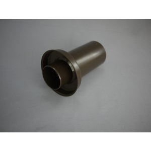 ハイ丸 排水管カバー 新茶 60MM KQ56481|kenzaisyounin
