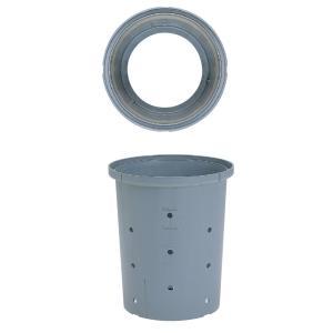 樹脂雨水浸透桝本体多孔 TSM300 260040|水廻り 水回り 住宅設備 住設 配管部材 排水管 排水 部品 排水部品 配管 部材 配管部品 配管|kenzaisyounin