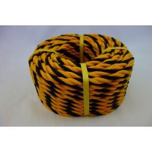 アイネット ダイヤ印標識ロープ #12X30m|kenzaisyounin
