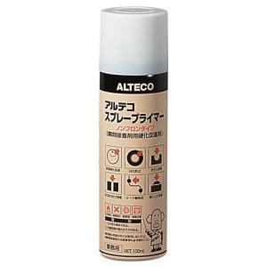 アルテコ アルテコ スプレープライマー 420ml| DIY スプレー プライマー 下地材 硬化促進剤 瞬間接着剤用 接着剤 ノンフロン 盛り上げ接着|kenzaisyounin