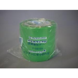 パイオラン塗装養生テープ 100mmX25M Y−09GR|kenzaisyounin