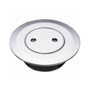 三栄水栓製作所 兼用ツバ広掃除口  H52−2−50 kenzaisyounin