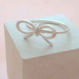 リボンの指輪|kenzihouse