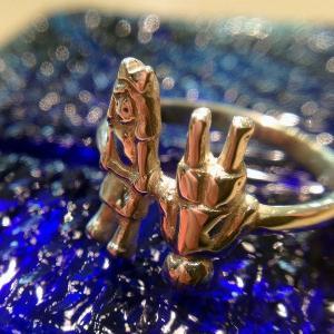 逆上がりの指輪|kenzihouse